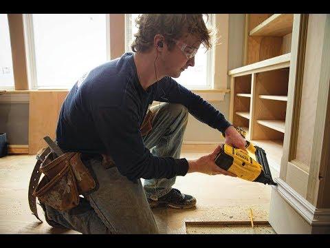 dewalt dcn680 20v max cordless brushless brad nailer review the tool nut