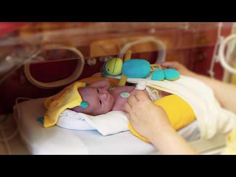 Sanfte Früh- und Neugeborenenpflege