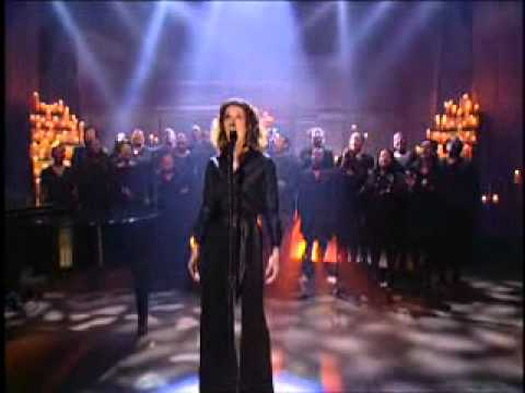 God bless America Celine Dion in concert, America, A tribute to heroes Memory of September 11, 2003