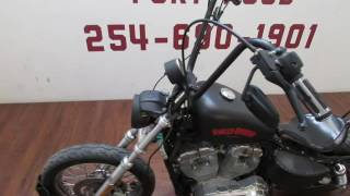7. 2007 Harley-Davidson xl 883 low  Used Motorcycles - Harker Heights,Texas - 2016-08-07