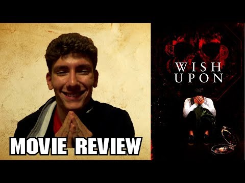 Wish Upon UNRATED [Horror Movie Review]