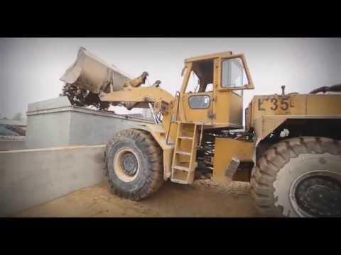 Techmatik - Węzeł betoniarski / Batching plant