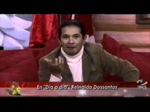 Reinaldo Dos Santos - Profecias 2012 - Enero 2 - Parte 1