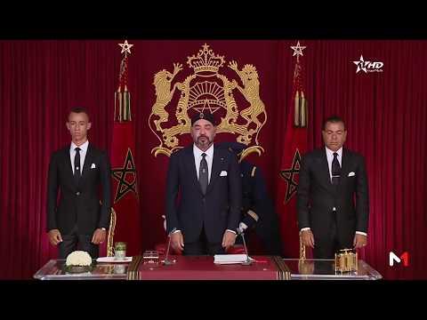 النص الكامل للخطاب الملكي بمناسبة الذكرى الـ19 لعيد العرش