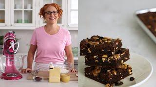 Big-Batch Triple-Chocolate Brownie Bars- Everyday Food with Sarah Carey by Everyday Food
