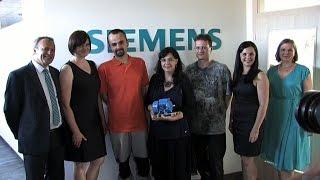 Ministryně Marksová podpořila projekt Restart@Siemens