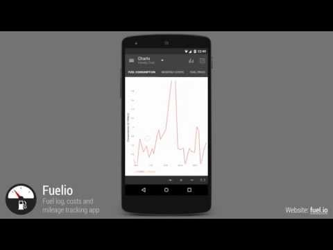Video of Fuelio: Fuel log & costs