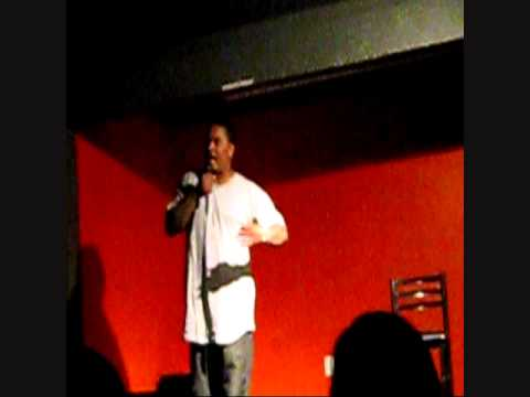 Bubba Beezy at L&L Comedy Slam