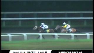RACE 7 MAGATTO 10/02/2014