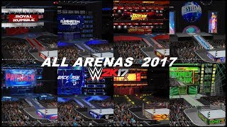 Nonton Wwe 2k17  All Arenas 2017 Ppv  Royal Rumble  Wrestlemania 33  Fastlane  Money In The Bank  Film Subtitle Indonesia Streaming Movie Download