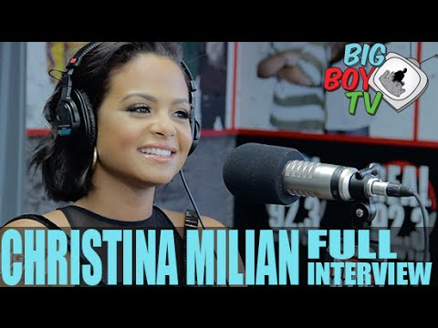 "Christina Milian on the ""4U"" EP, Getting Cheated On, And More! (Full Interview) 