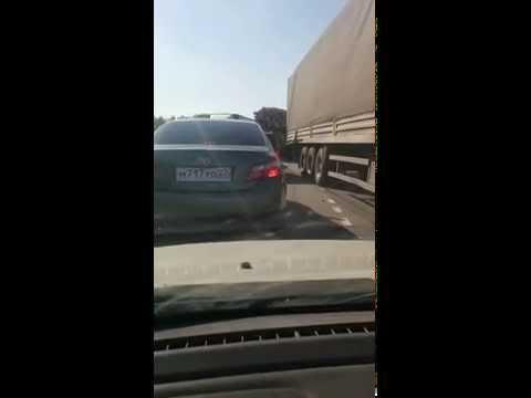 Сегодняшняя жёсткая авария на трассе #Барнаул   #Бийск (видео)