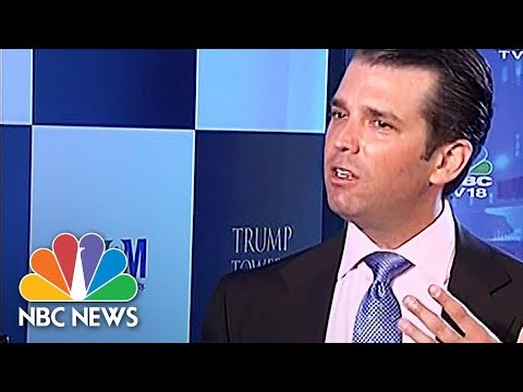 Donald Trump Jr. Says India's Poorest Have Something Special | NBC News
