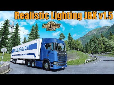 Realistic Lighting JBX (8-12-2017) 1.27.x, 1.28.x, 1.30.x