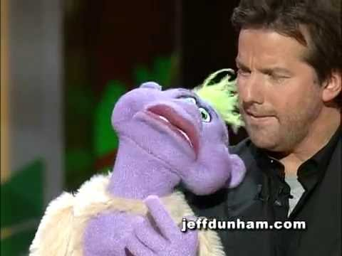 Jeff Dunham - Spark of Insanity - Peanut  | JEFF DUNHAM