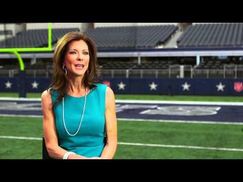 Charlotte Jones of Dallas Cowboys in Arlington: The American Dream City