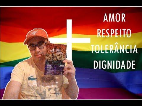 + AMOR, RESPEITO, TOLERÂNCIA, HUMANIDADE (RESENHA) | ANTOLOGIA LGBTQI+