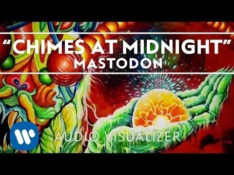 Mastodon - Chimes At Midnight [Audio Visualizer] online metal music video by MASTODON