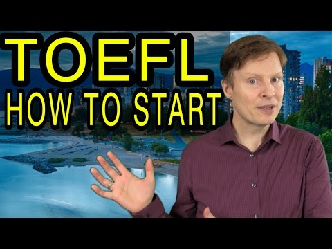 TOEFL | How to study | Learn English with Steve Test Prep 28