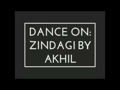 Zindagi (Full Video ) | Akhil | Latest Punjabi Song 2017 | Speed Records | DANCE BY ARJUN