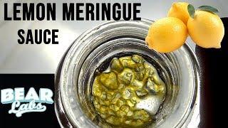 CONCENTRATE REVIEW: Bear Labs - Lemon Meringue FSE by The Cannabis Connoisseur Connection 420