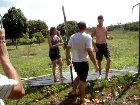 Banho surpresa - Godofredo Viana
