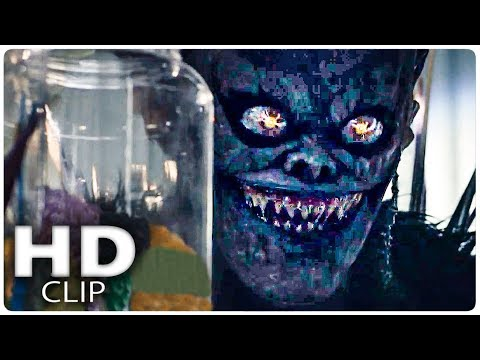 DEATH NOTE: First Clip From The Movie (2017)