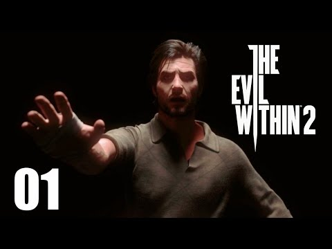 The Evil Within 2 - Прохождение со стрима pt1 - Главы 1-2