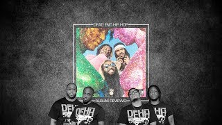 Flatbush Zombies - Vacation in Hell Album Review | DEHH