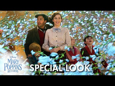 El regreso de Mary Poppins - Special Look?>