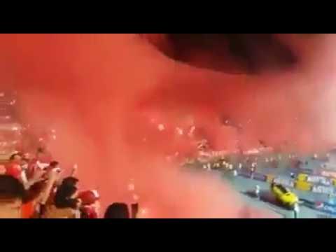 La hinchada Mas Grande de Colombia - America de Cali vs Junior 2017 3 - 1 - Baron Rojo Sur - América de Cáli