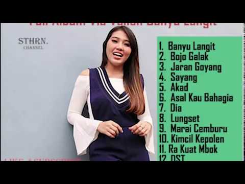 Video BANYU LANGIT Via Vallen FULL ALBUM Terbaru download in MP3, 3GP, MP4, WEBM, AVI, FLV January 2017