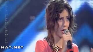 X Factor Albania 2 - 18 Nentor 2012 - Altina Cenka