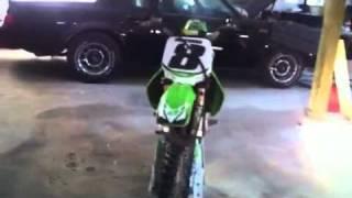8. 2009 Kawasaki Kx 85