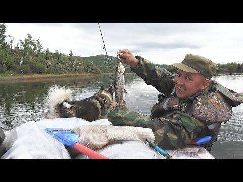 рыбаки забайкалья