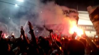 Quartas de Finais - Copa do Brasil - Santos x Flamengo 2017.