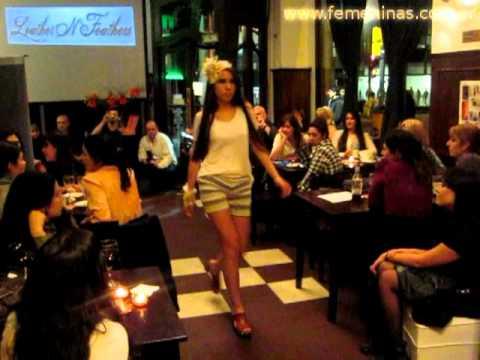 Video Desfile de modas Crea tu propio estilo