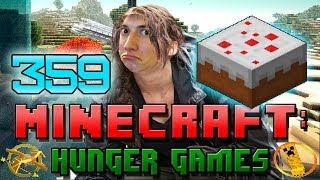 Minecraft: Hunger Games w/Mitch! Game 359 - Don't Panic! I Have Cake!