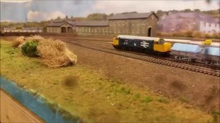 Lostwithiel United Kingdom  City new picture : N gauge british layout Cornwall part 2