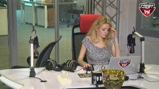 Анатолий Бышовец в гостях у 100% Утра