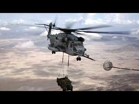 U.S. Marine Corps CH-53E Super...