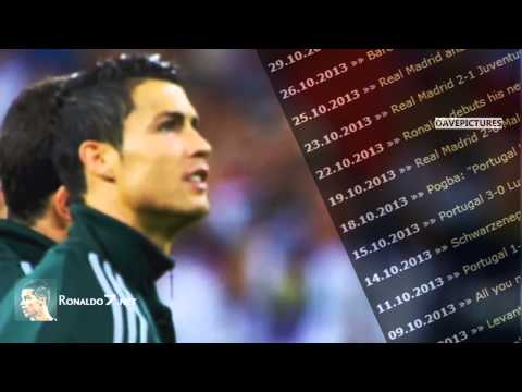Video Presentation Of Www.Ronaldo7.net