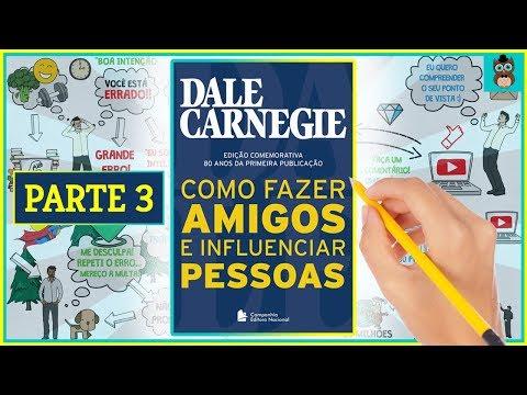 COMO CONQUISTAR AS PESSOAS | PARTE 3 | COMO FAZER AMIGOS E INFLUENCIAR PESSOAS | RESUMO ANIMADO
