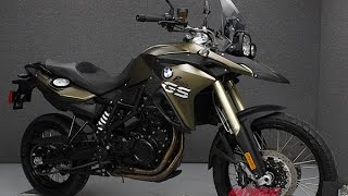 7. 2013  BMW  F800GS  - National Powersports Distributors