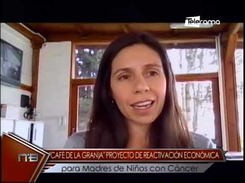 Café de la Granja proyecto de reactivación económica para madres de niños con cáncer
