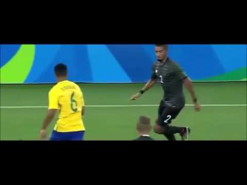 Rio Olympics Football Final Match Brazil Vs Germany Highlights 2016   Video