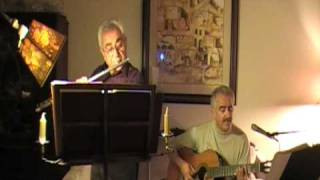 Ebi - Ghebleh  / Kourosh Singing For His Mom-