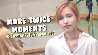 Video more TWICE moments my commenters think about a lot MP3, 3GP, MP4, WEBM, AVI, FLV Desember 2018