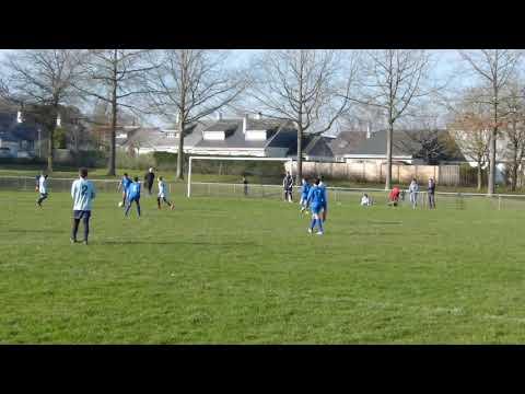 Match 27 janvier 2018 - U13 ASPTT Angers/St Mathurin Ménitré