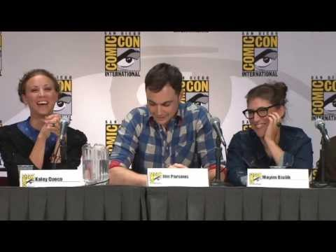 comic con - The Big Bang Theory Panel from Comic-Con 2011.